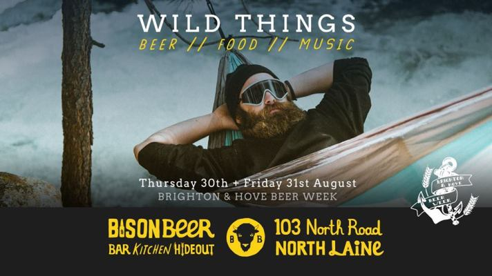 wild things bison